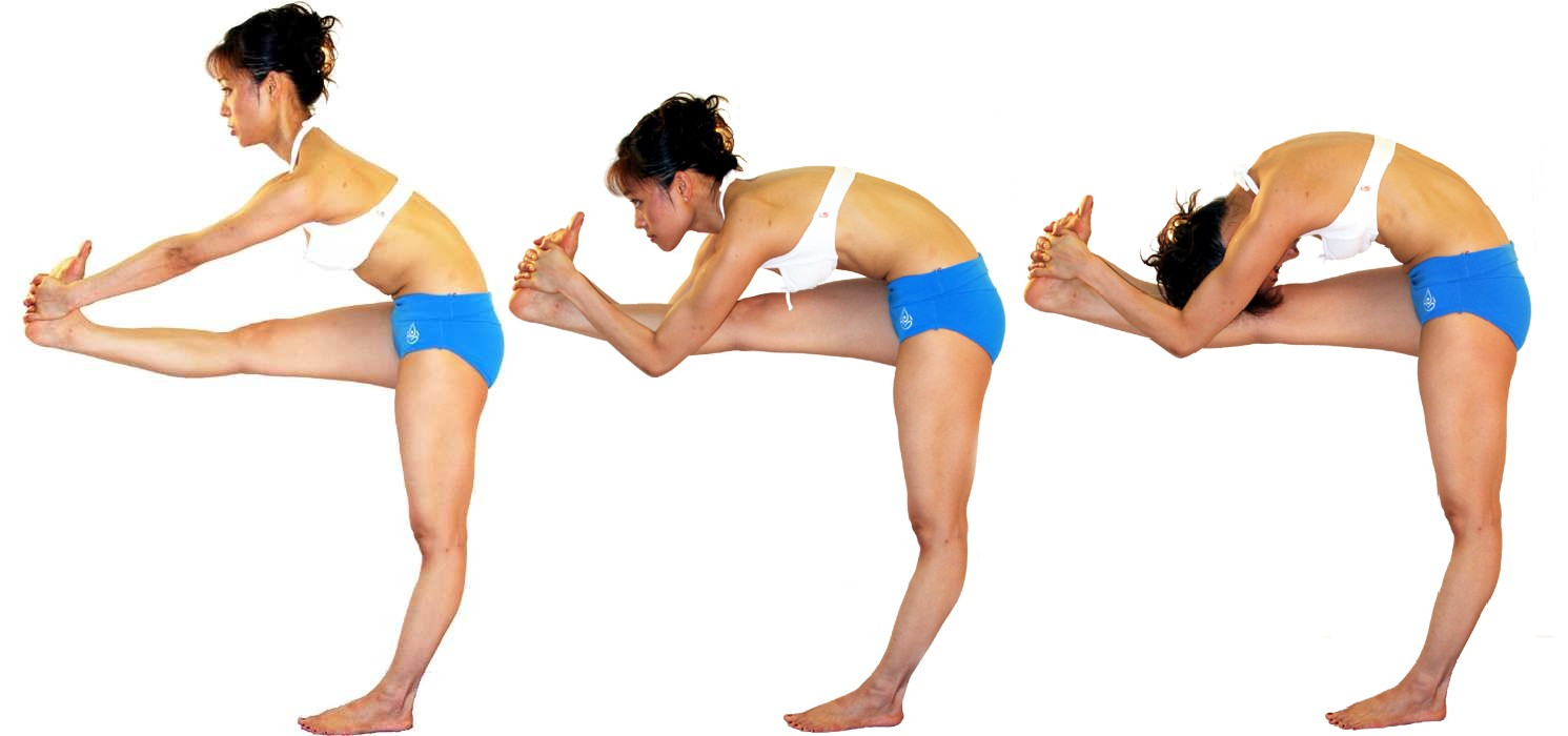 Posture Clinic: Standing Head to Knee Pose